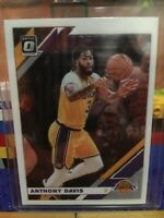 2019-20 DONRUSS OPTIC ANTHONY DAVIS #90 LOS ANGELES LAKERS