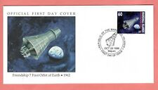 Marshall Islands; 1998 Friendship 7 Orbit Earth Space FDC