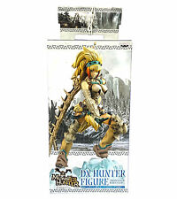 Monster Hunter Capcom Banpresto DX Hunter Figure Berioro Series Female Fencer