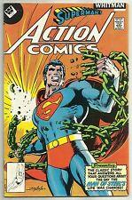 ACTION COMICS #485 (Classic Adams' Superman Cover, Whitman Variant) DC, 1978