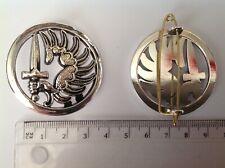 French Foreign legion, para R.E.P. Beret badge, Fremdenlegion, Legion etrangere