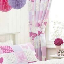 Butterflies Children's Bedroom Curtains for Children