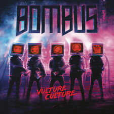 Bombus : Vulture Culture CD (2019) ***NEW*** Incredible Value and Free Shipping!