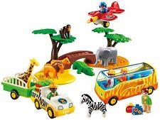 Playmobil 1.2.3 Safari Animal Playset 5047