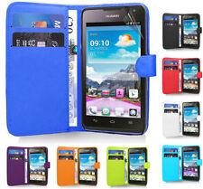 Fundas con tapa lisa para teléfonos móviles y PDAs Huawei