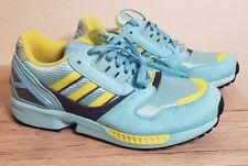NEW ADIDAS (SIZE 8) ZX 8000 Torsion Light Aqua EG8784 Men's Shoes Sneakers