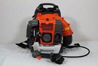 Used Husqvarna 965877502 350BT Backpack Blower Gas Powered Variable SDP000193