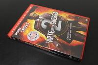 DVD ORIGINALE L'ARTE DELLA GUERRA 2 WESLEY SNIPES ATHENA KARKANIS [ET-025]