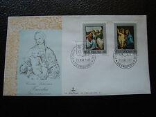 VATICAN - enveloppe 1er jour 25/3/1971 (cy32) (A)