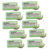 10-Pack Battery for Motorola SYMBOL LS4278, LS-4278, LS4278-M Barcode Scanner