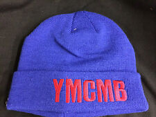 NEW YMCMB YOUNG MONEY men/women casual fashion BEANIE hat Purple Red *ONE SIZE