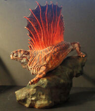 "1/8th Dimetrodon prehistoric resin model kit 15""- Creative Beast Studio"