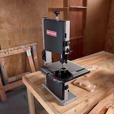 Craftsman 2.5 amp 9'' Band Saw 1/4 HP Garage Mechanic DIY Wood Shop Tilt Miter