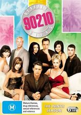 Beverly Hills 90210 : Season 9 (DVD, 2010, 6-Disc Set) - Brand New