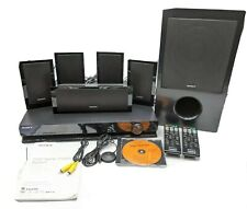Sony HBD-DZ170 Home Theater DVD Player Receiver Record to USB 5.1 Speakers Sub
