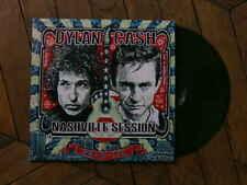 BOB DYLAN & JOHNNY CASH Nashville session 2LP Gatefold Vinyl couleur