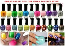 New Kleancolor Nail Polish Lacquer 15mL Choose Your Shade 45 Colors
