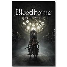 Bloodborne Game Silk Poster 13x20 24x36inch 002