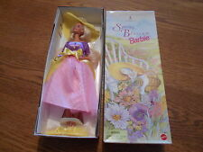 """Avon Special Edition """"Spring Blossom Barbie� First in a Series Nib 15201"""