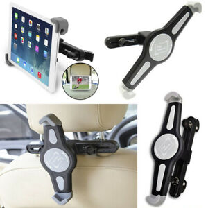 360° Universal Car Back Seat Headrest Holder Mount Stand for iPad Tablet Tab GPS