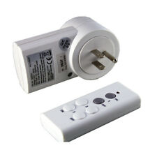 Wireless Remote Control AC Electrical Power Outlet Switches Socket Plug US EU