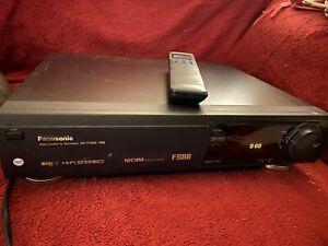 Panasonic NV-FS88 HQ S-VHS NICAM Hi-Fi Recorder SVHS