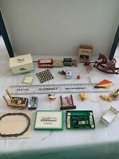 More details for dolls house miniatures nursery toys mixed selection