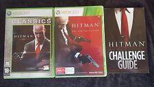 Hitman Absolution & Blood Money - Xbox 360 Agent 47