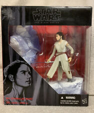 Star Wars The Black Series Rey (Starkiller Base) New In Box Kmart Exclusive