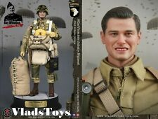 WWII 101st Airborne Division 502 Guy Whidden 1/6 Scale Soldier Story SS110 USA