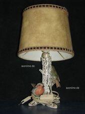 Goebel  Archivmuster, 58-302-21, Schirmlampe mit einem Rotkehlchenpaar, TMK5