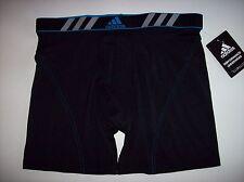 "Adidas Underwear Boxer Brief Mens Climalite 1pr Sz Large L 36-38"" Waist  NWT"