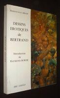 Zeichnungen Erotik Bertrand
