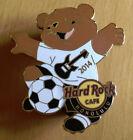 Hard Rock Cafe PinHonolulu - Soccer Bear