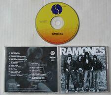 RAMONES (CD)  RAMONES + 8 BONUS TRACKS