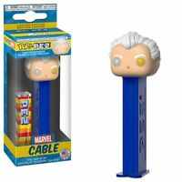 Funko Pop!+ Pez Marvel X-Men Cable Candy + Dispenser Exclusive Limited Edition