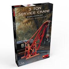 MiniArt 3 Tonne Service Crane (1/35) New