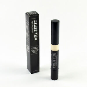 BareMinerals Well-Rested Face & Eye Brightener CLEAR - Size 3mL / 0.10 Oz.
