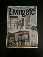 Living Etc Magazine December 2020 With 2021 Calendar