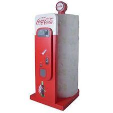 Coca Cola Vending Machine Design - Paper Towel Holder - Kitchen Bar Coke