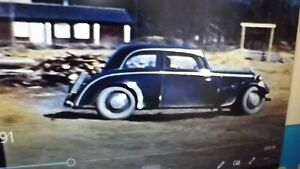8mm Home Movie175 Ft 1940's Sweden Cars People   Color & B&W
