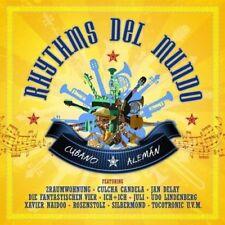 Rhythms del Mundo   CD   Cubano Alemán (2008, feat. Ich + Ich, 2raumwohnung..)