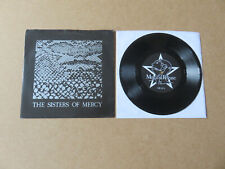 "THE SISTERS OF MERCY Anaconda MERCIFUL RELEASE 1983 UK PRESSING 7"" MR019"