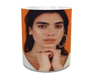 Dua Lipa Ceramic Mug