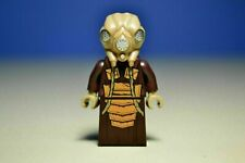Lego Star Wars 20th Anniversary Zuckuss Minifigure Bounty Hunter 75243
