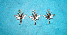 Pendant Dragonfly Charm Firefly Charm Flower Fairy Charm Butterfly Charm Sprite