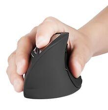 Perixx PERIMICE-715, Por radio ergonómico vertical ratón inalámbrico