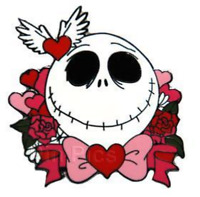 NIGHTMARE Disney Pin 57275  B4 Christmas Jack Skellington Valentine Mystery NBC