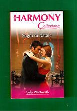 SOGNI DI NATALE -SALLY WENTWORTH- HARMONY COLLEZIONE  2009