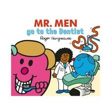 Mr. Men Go to the Dentist by Adam Hargreaves, Roger Hargreaves (associated wi...